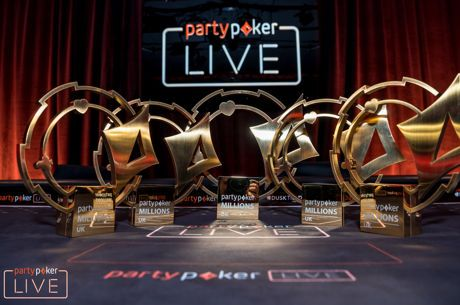 "partypoker Wins EGR ""Poker Operator of the Year"" for 2nd Year in a Row"