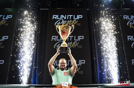 Matt Stout and Jeff Gross Grab Trophies at Run It Up Reno