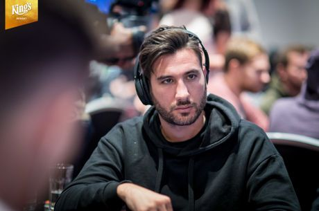 World Series of Poker Europe Main Event Tag 2: Sammartino vorne