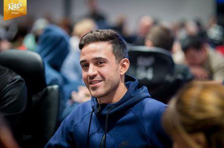 Четирима българи начело със Стоян Обрешков продължават в Ден 3 на 2018 WSOP Europe Main Event