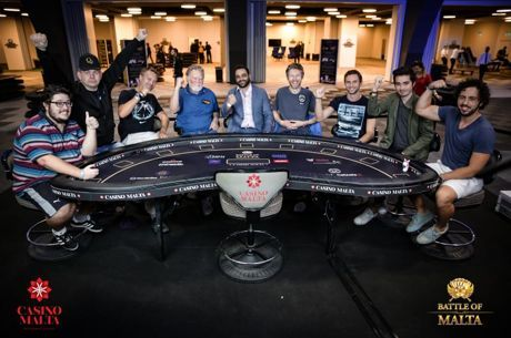 Battle Of Malta : Les Français Maxime Canevet et Julien Stropoli en finale, 300.000€ à la...