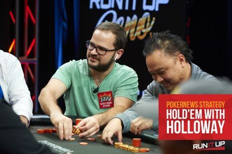 Hold'em with Holloway, Vol. 86: Matt Stout Develops a Limp Dynamic