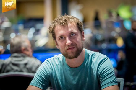 Ryan Riess Rises to Monster Lead on Day 3 of the 2018 WSOPE Main Event