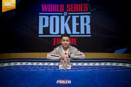 Ivan Leow Captures €100,000 WSOPE LEON's High Roller for €1,251,455