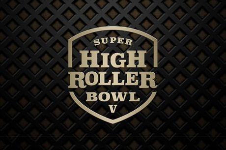 Quinta Edição do Super High Roller Bowl Antecipada para Dezembro