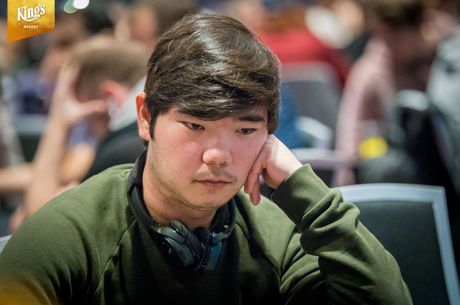 Éder Murata Apurado para o Dia 4 no Main Event da WSOPE 2018