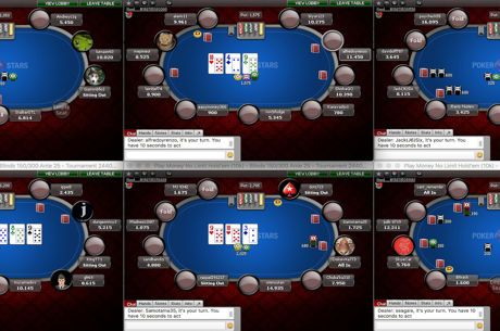 Five Uses for Play Money Online Poker Games and Tournaments
