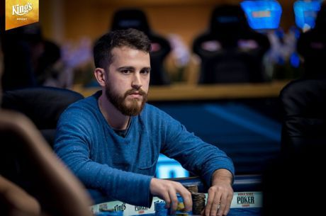 World Series of Poker Europe Main Event Tag 4: Koray Aldemir als Bigstack