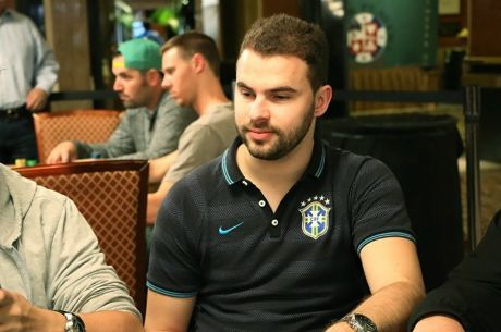 Renan Bruschi Crava Bounty Builder High Roller do PokerStars & Mais