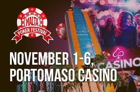 Redbet and Videoslots Sponsors at the Malta Poker Festival