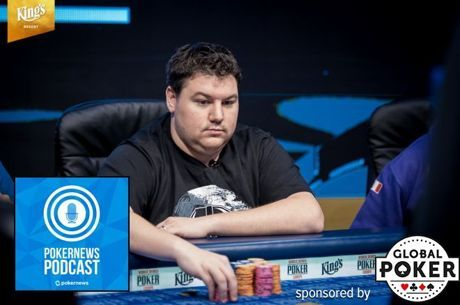 Shaun Deeb podcast interview with the PokerNews Podcast from the WSOPE in Rozvadov.