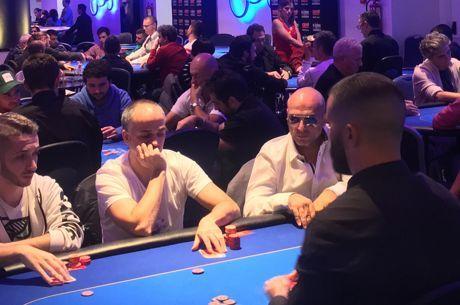 El CEP por PokerStars Marbella 2018 comenzó con Charly Pablos como líder