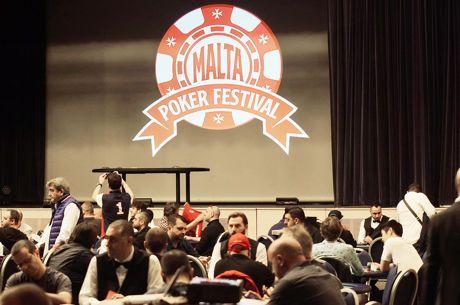Malta Poker Festival: Jakubcik Claims Chip Lead on Day 1A
