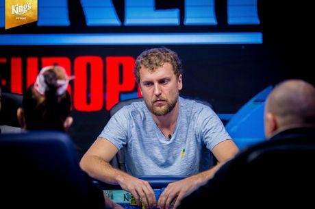2018 WSOP Europe - Ryan Riess hoopt prestatie Phil Hellmuth te evenaren op finaledag Main Event