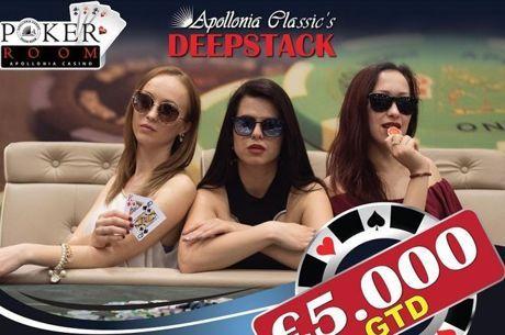 Apollonia: Έξι παίκτες προκρίθηκαν, σήμερα η Day 1b του €5.000...