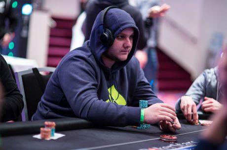 Domenico Gala Claims Day 1B Chip Lead in Malta Poker Festival's Grand Event