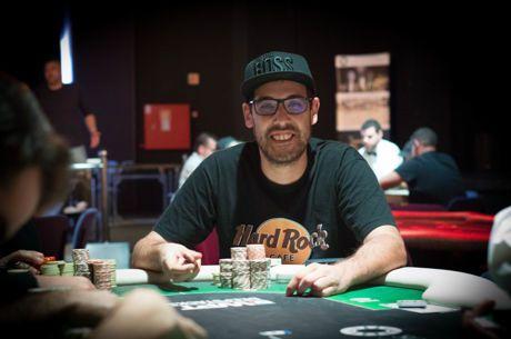 Carlos Correia Conquista Nona Etapa da Solverde Poker Season 2018