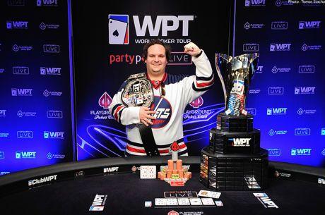 WPT Montreal : Patrick Serda prive Ema Zajmovic du doublé, Sorel Mizzi 3e