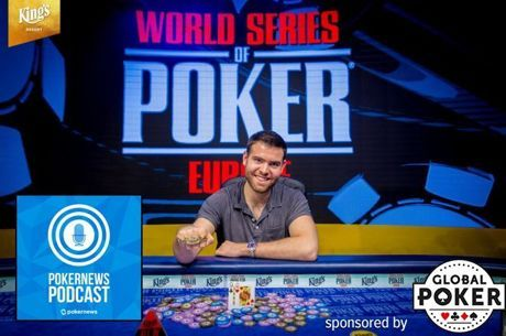 PokerNews Podcast with Jack Sinclair