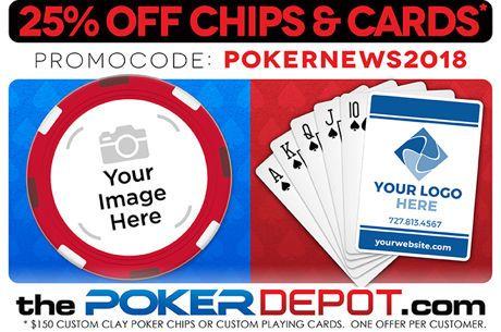 PokerNews Weihnachtsgeschenk-Tipp: Poker Chips & Karten von ThePokerDepot.com