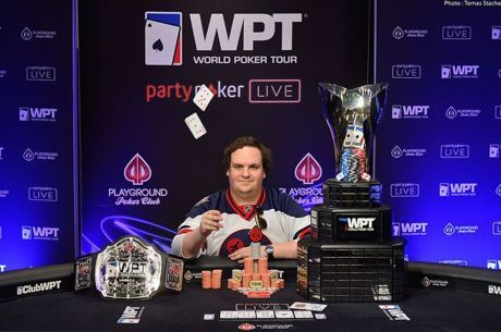 Patrick Serda Captures First WPT Title in Montreal