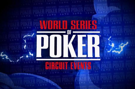 A$4.5 Million Guaranteed WSOP Circuit Sydney Heads to The Star