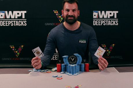 WPTDS HR Brussels : Alex Reard s'impose devant Laurent Polito, Hairabedian 4e