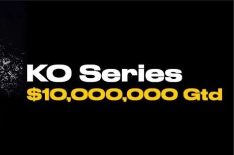 Knockout турнирен фестивал с $10М гарантирани от 18 до 25 ноември в Bwin Poker