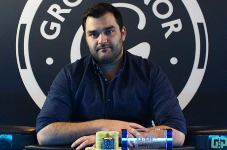 Yiannis Liperis Triumphant at GUKPT Blackpool, Wins £84K