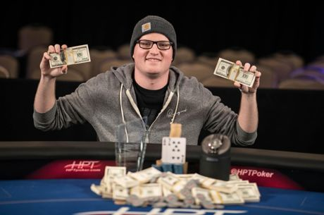 Josh Reichard Wins HPT Championship; Aaron Johnson Season XIV POY