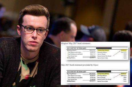 Vayo Drops Lawsuit Against PokerStars, PokerStars States Vayo Forged Evidence