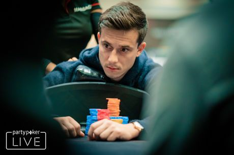 WSOP Final Tablist Lynskey Second to Chadha in partypoker CPP Main Event