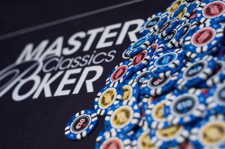 Play Poker in Amsterdam at the Master Classics of Poker Nov. 21 - Dec. 1