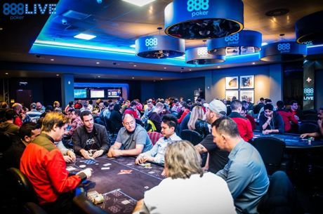 PokerNews to Cover the Upcoming 888poker LIVE London Festival