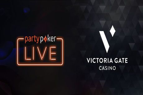 partypoker LIVE and Victoria Gate Casino Forge Partnership