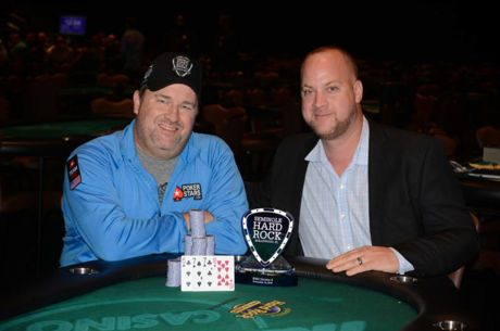 "Chris Moneymaker on Heater at Rock ""N"" Roll Poker Open"