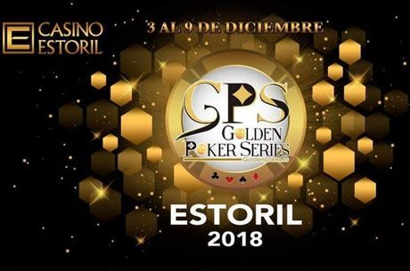 Main Event do Golden Poker Series de 3 a 9 de Dezembro