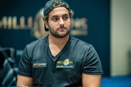 João Simão 2º em Fichas no High Roller do Caribbean Poker Party 2018