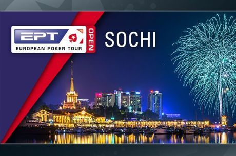 Sochi Recebe Primeira Etapa do European Poker Tour (EPT) de 2019