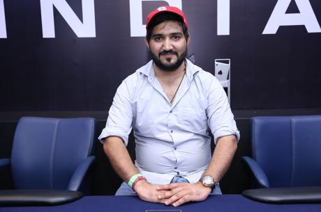 Singh Leads WPT India Main Event Final Table