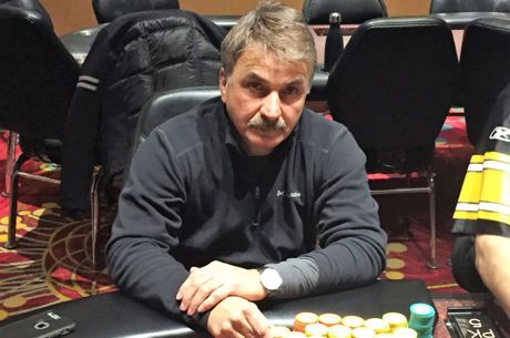 Peter Mancini Leads Final Seven in Seneca Fall Poker Classic Main Event