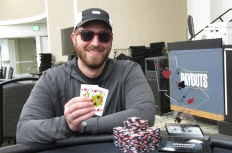 Alex Massman Wins Los Angeles Poker Open ($136,610)