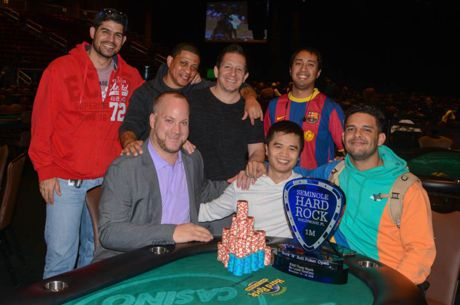 Trung Pham Wins RRPO Opener ($123,364); Another Win for Raminder Singh