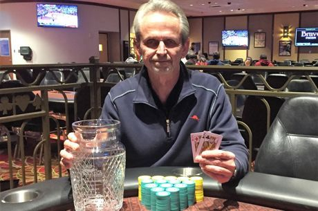 Victor Adams Wins the Seneca Fall Poker Classic 2018 Main Event