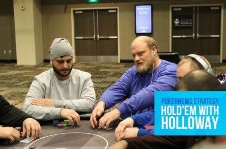 Hold'em with Holloway, Vol. 89: Alex Aqel Lets Opponent Hang Himself with Aces