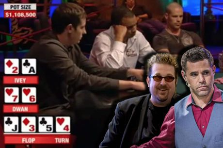 Poker Moments: Phil Ivey, Tom Dwan and the Million-Dollar Pot
