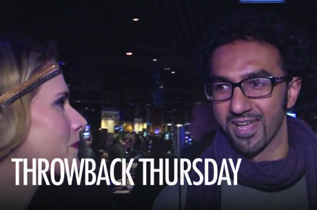 Throwback Thursday: Faraz Jaka Goes Quiet