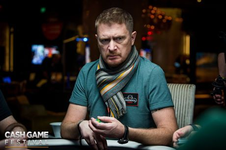 Relander Lands Himself a Big Win on Day 2 of the Cash Game Festival Tallinn