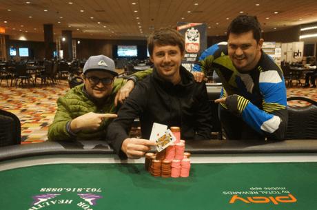 Cosmin Joldis castiga un inel WSOP Circuit in Las Vegas