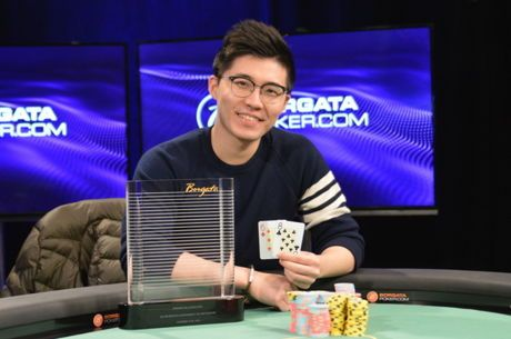 Wenhai Ying Wins 2018 Borgata Fall Poker Open for $200K; Paul Volpe Finishes Third